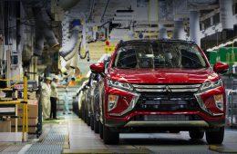 Кроссовер Mitsubishi Eclipse Cross уточнил свои характеристики