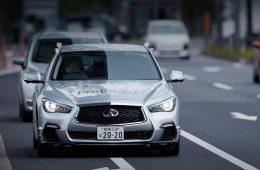 Компания Nissan показала автопилот нового поколения