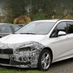 Компакт BMW Gran Tourer второй серии обновится в 2018 году