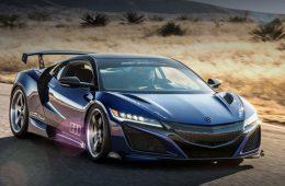 Бюро ScienceofSpeed прибавило сил суперкару Acura NSX