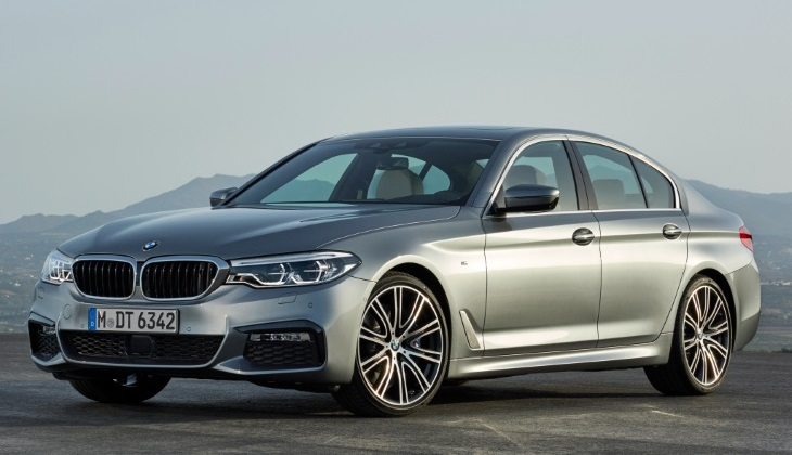 Начинаются продажи BMW пятой серии российской сборки
