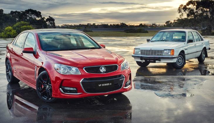 В Австралии выпущен последний Holden. Автопром страны прекратил сущестование