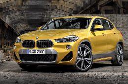 Новый BMW X2: шестой кроссовер в модельном ряду марки