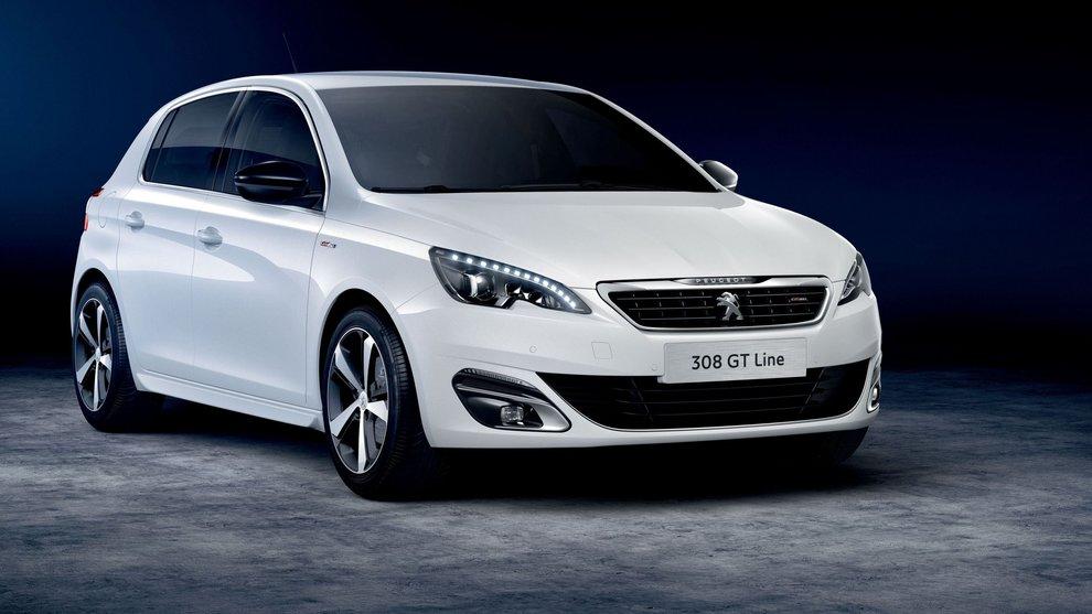 Peugeot 308: То ли доля, то ли не доля