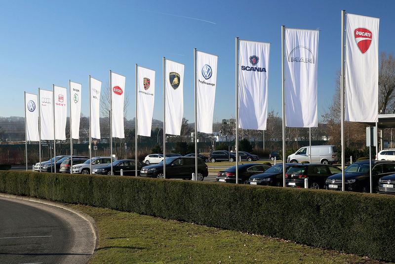 Пауки в банке: в Volkswagen назревает новый гигантский скандал