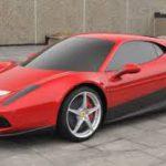 Эксклюзивная Ferrari для Эрика Клептона