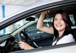 Машина для женщины, какую выбрать?!
