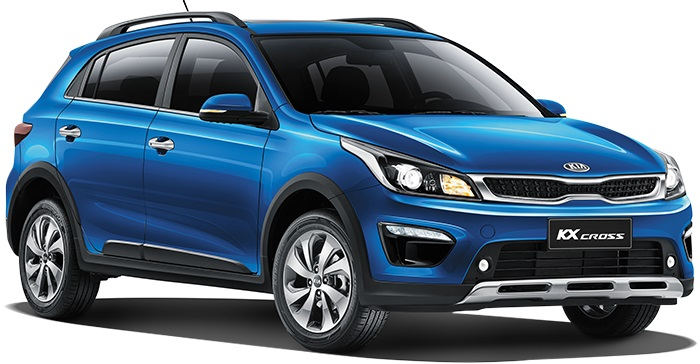 Компания KIA назвала цены на новый автомобиль X-Line