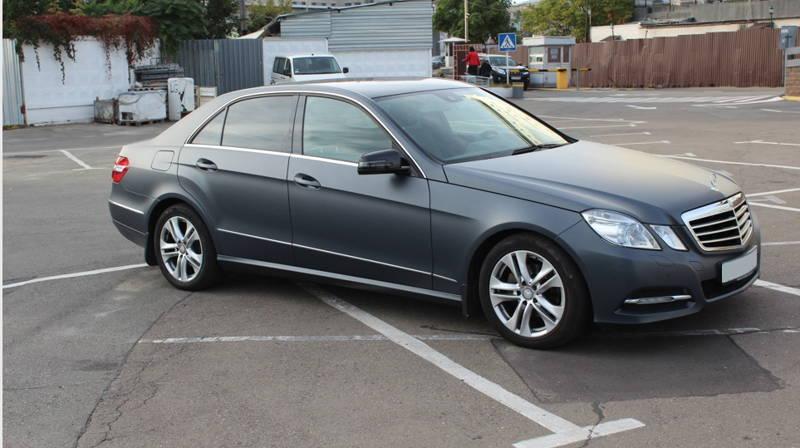 Что нужно знать при подборе автомобиля Mercedes с пробегом