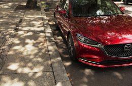 Обновленная Mazda 6: раскрыты первые подробности