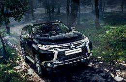 В Россию прибыла ограниченная серия Mitsubishi Pajero Sport