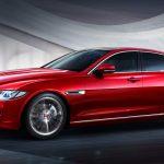 Седан Jaguar XEL предложил рекордную колёсную базу