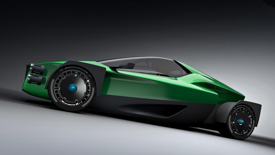 Электрокар Xing Miss R бросит вызов модели Tesla Roadster