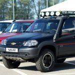 С ноября внедорожник Chevrolet Nivа стал дороже