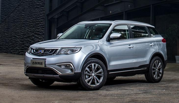 Новый завод по производству китайских автомобилей открылся в Белоруссии