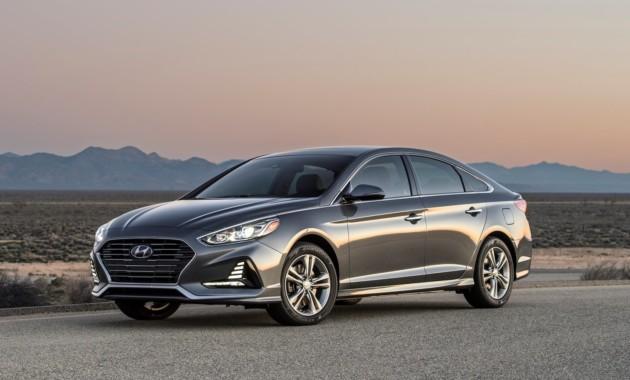 Hyundai фиксирует спад продаж в Северной Америке