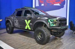 Ford F-150 Raptor Xbox One X Edition с SEMA появится в игре Forza Motorsport 7