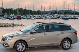 Битопливный универсал Lada Vesta могут выпустить по запросу рынка