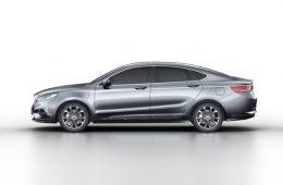 Компания Geely показала новый седан