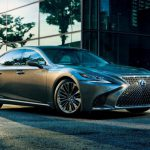 Спрос на новый Lexus LS оказался гораздо выше прогнозов