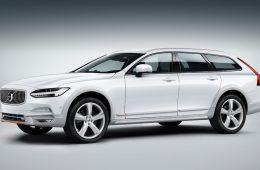 Ограниченное издание Volvo V90 СС VOR оценено в рублях
