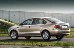 В России отозваны тридцать тысяч седанов Volkswagen Polo
