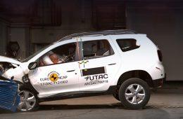 Ассоциация Euro NCAP дала оценку Дастеру и ещё 14 моделям