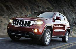 Внедорожники Jeep Grand Cherokee вызваны на ремонт в России