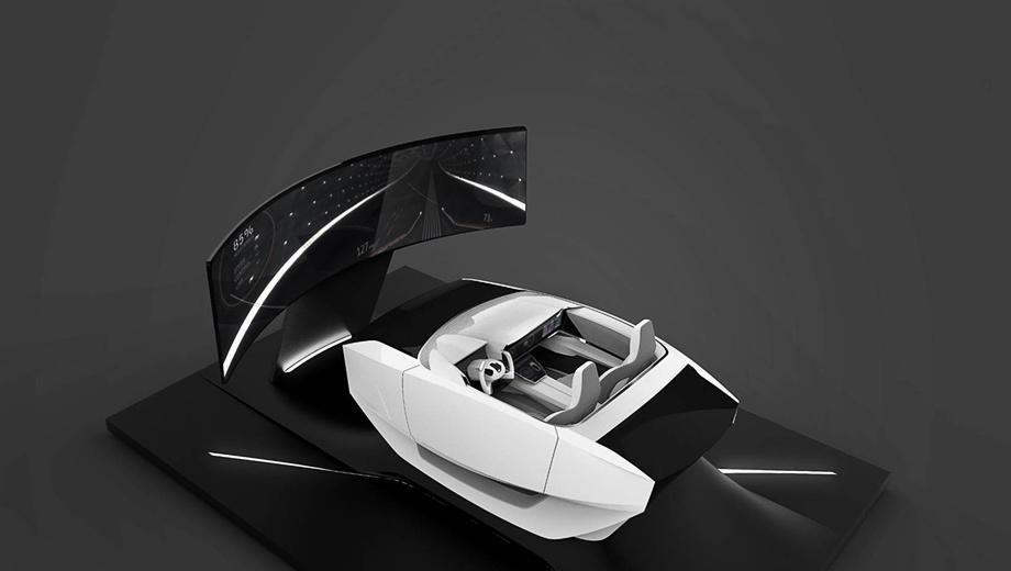 Компания Infiniti показала внешность своих будущих моделей
