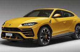 Представлен Lamborghini Urus: первый кроссовер в истории марки