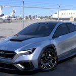 Subaru WRX нового поколения будет электрифицирована