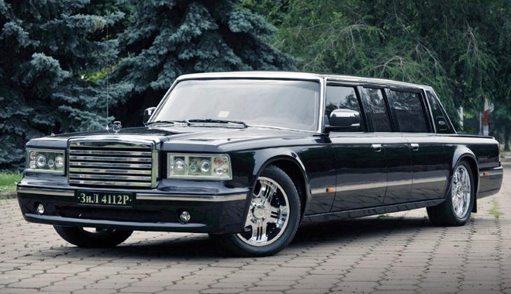 Сделанный в единственном экземпляре лимузин ЗИЛ выставили на продажу за 70 миллионов