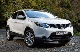 Nissan отзывает модели Qashqai и Note, проданные в России