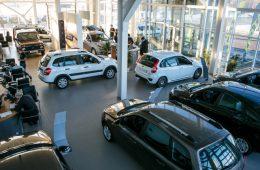 Продажи автомобилей в ноябре: «Лада Веста» обогнала «Гранту»