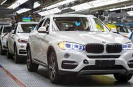 BMW хочет построить свой завод в России