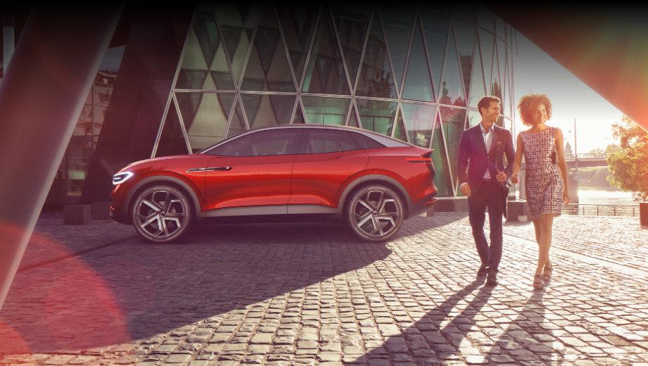 Фирма Volkswagen застолбила имена I.D. Cruiser и I.D. Freeler