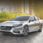 Следующий гибрид Honda Insight будет полуторалитровым