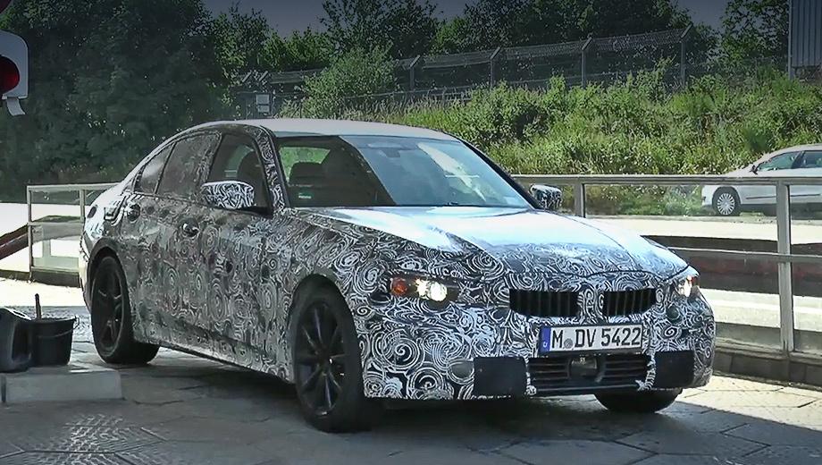 Новая «трёшка» BMW обзаведётся двумя версиями M Performance