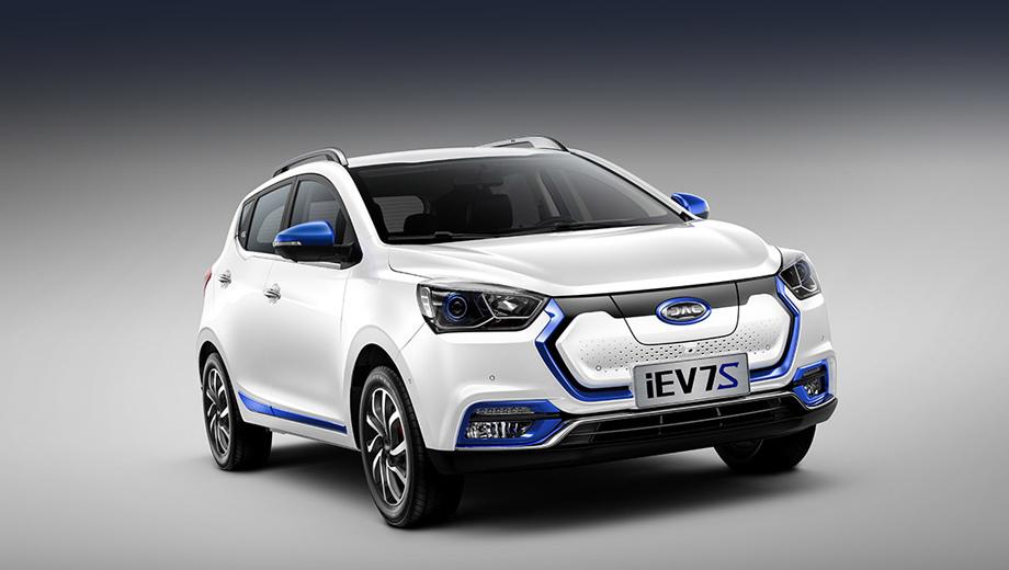 Фирма Volkswagen перекроила модель JAC под новую марку