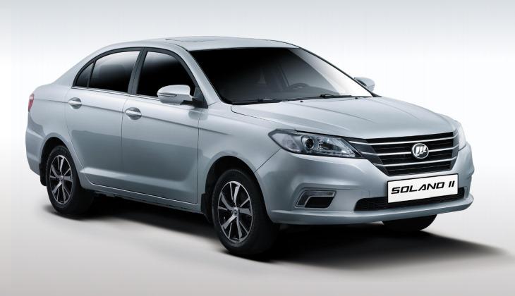 Lifan Solano для российского рынка получил новый двигатель