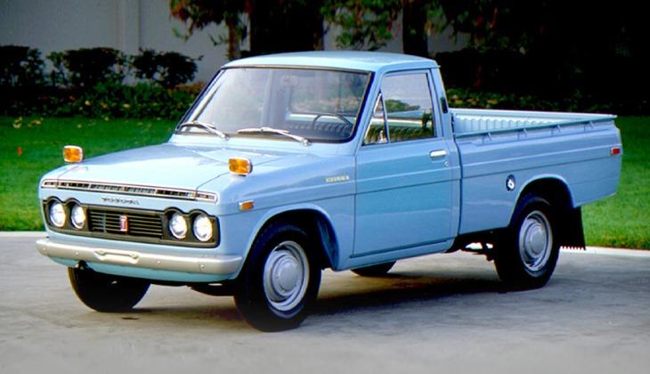 Юбилей грузовичка: пикапу Toyota Hilux исполняется 50 лет
