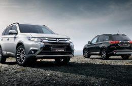Mitsubishi расширил гамму российских версий для «Аутлендера»