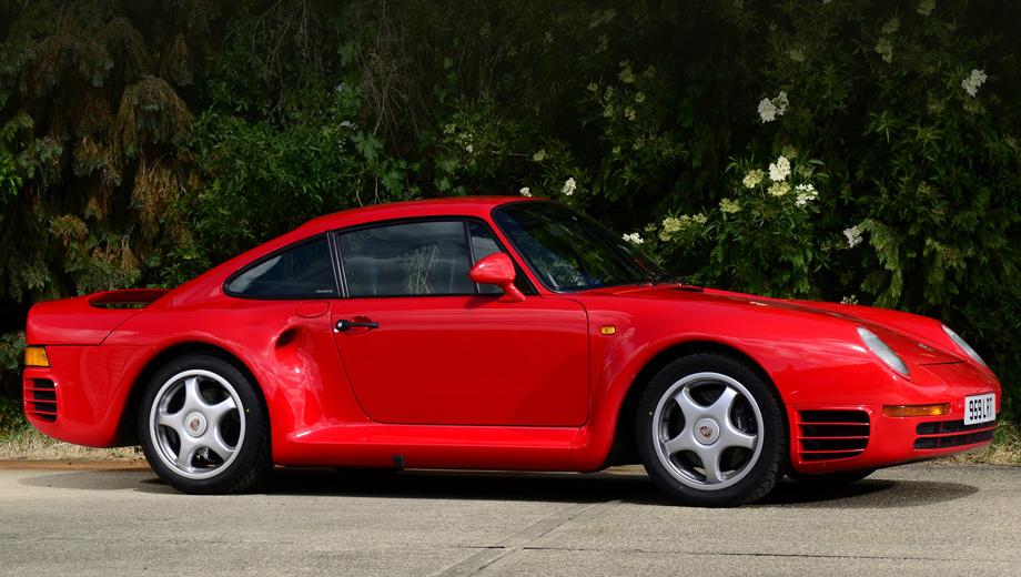 Классические Porsche обрели детали из 3D-принтера