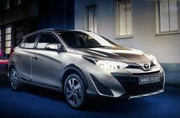 Африканцам предложен псевдокроссовер Toyota Yaris Cross