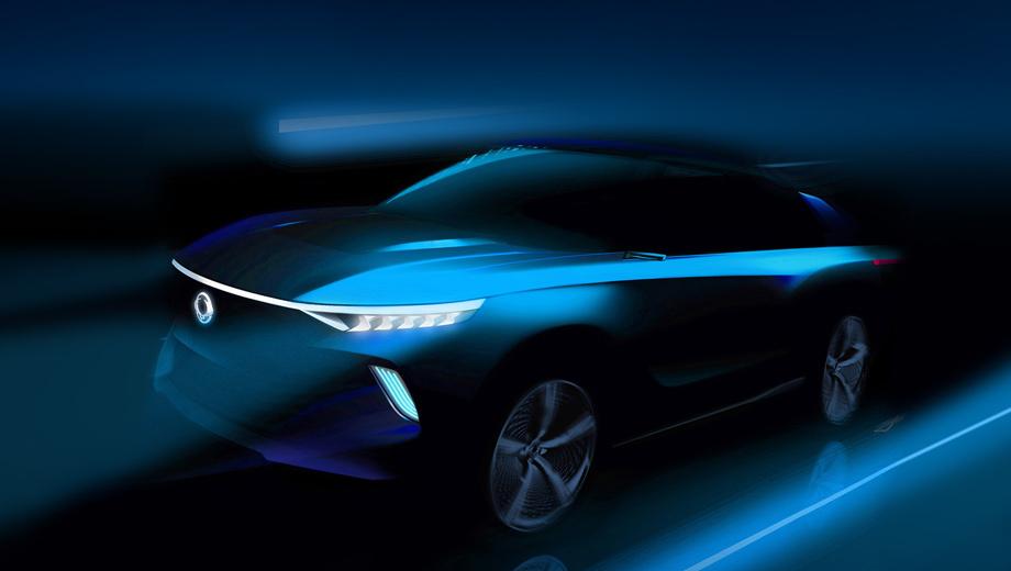Баварцы представили концептуальный седан BMW M8 Gran Coupe