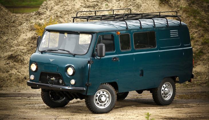 УАЗ сделает специальную версию «буханки» в честь юбилея модели