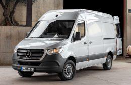 Новый Mercedes-Benz Sprinter: жизнь после развода с «Фольксвагеном»