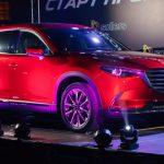 Кроссоверы Mazda CX-9 теперь выпускают в России
