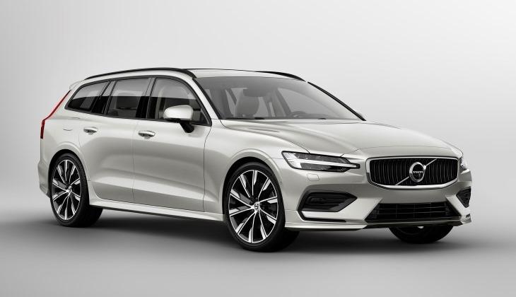 Компания Volvo показала новый универсал