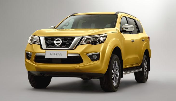 Nissan сделал новый рамный внедорожник